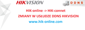 HiDDNS migracja do HIK-connect