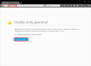 Firefox v52 i CCTV Flash problem » fix firefox cctv 01