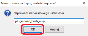 Firefox v52 i CCTV Flash problem » fix firefox cctv 03