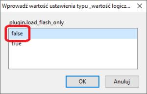 Firefox v52 i CCTV Flash problem » fix firefox cctv 04