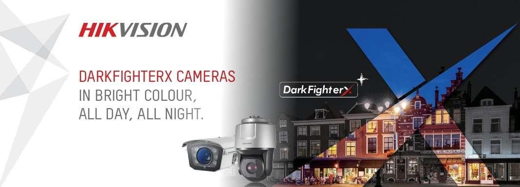 Hikvision - kolejny poziom nadzoru wideo - DarkFighterX. »