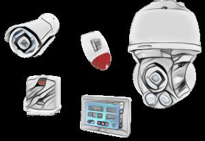 ads systems kamery alarmy kontrola