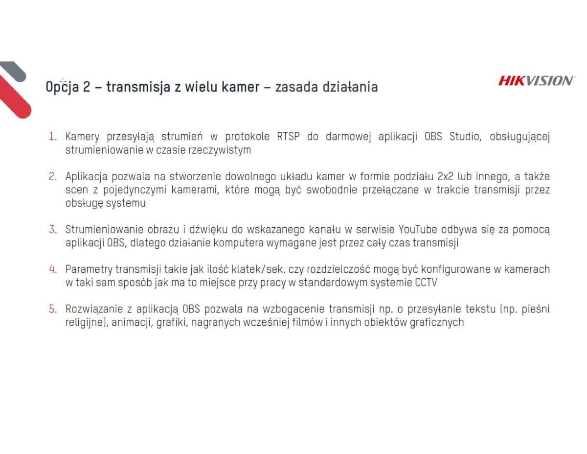 hikvision transmisja live rtmp slide 13