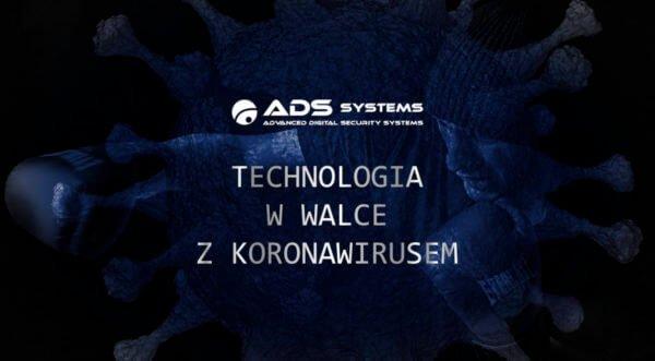 ads systems w walce z koronawirusem - baner