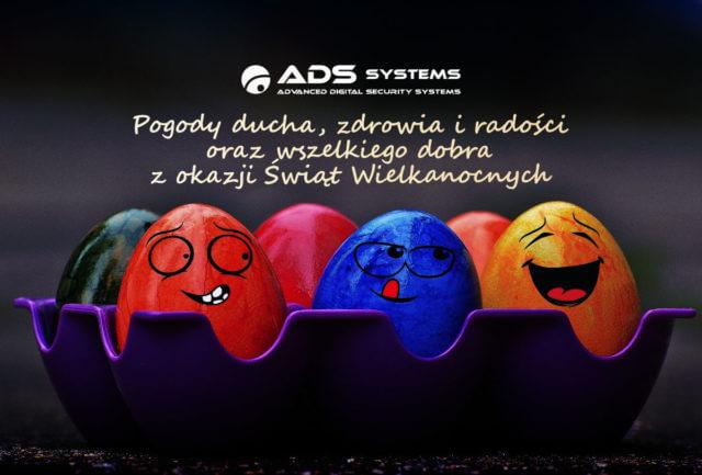 ADS SYSTEMS - ŚWIĘTA WIELKANOCNE