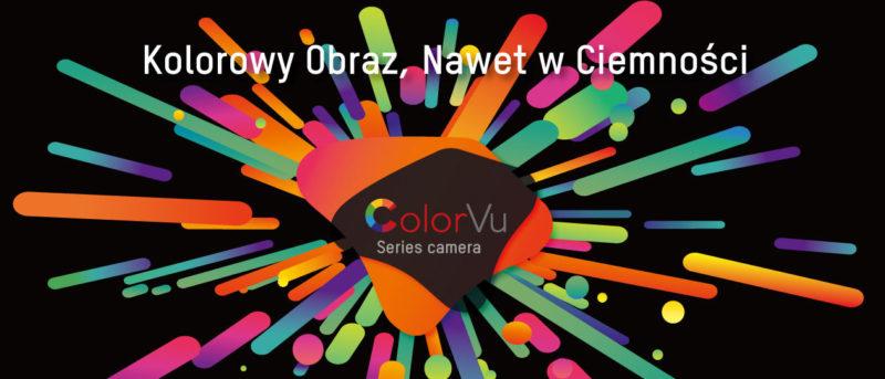 Hikvision ColorVu - kolor przez całą dobę...