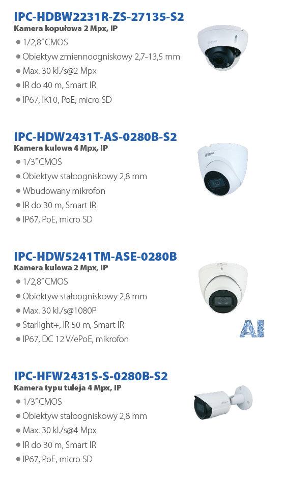 DAHUA PROMOCJA CCTV (sierpień 2021) - slide 1