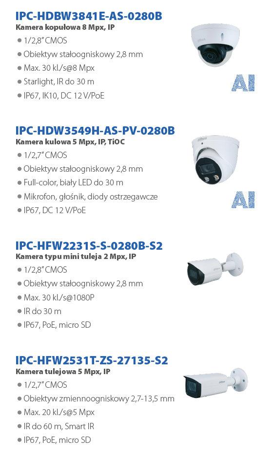 DAHUA PROMOCJA CCTV (sierpień 2021) - slide 2