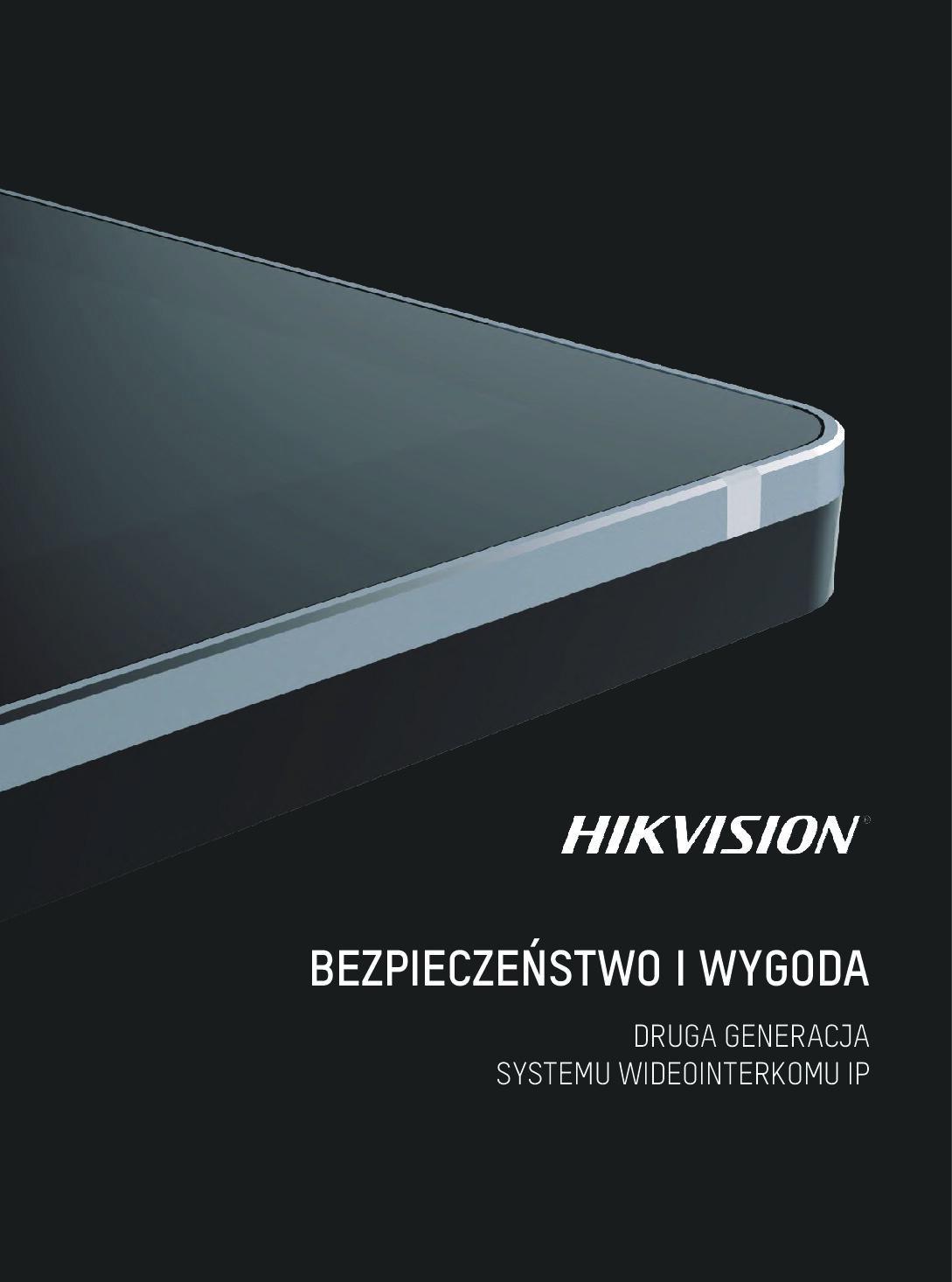 Do pobrania » Katalog PL 2nd Generation Videointercom min pdf