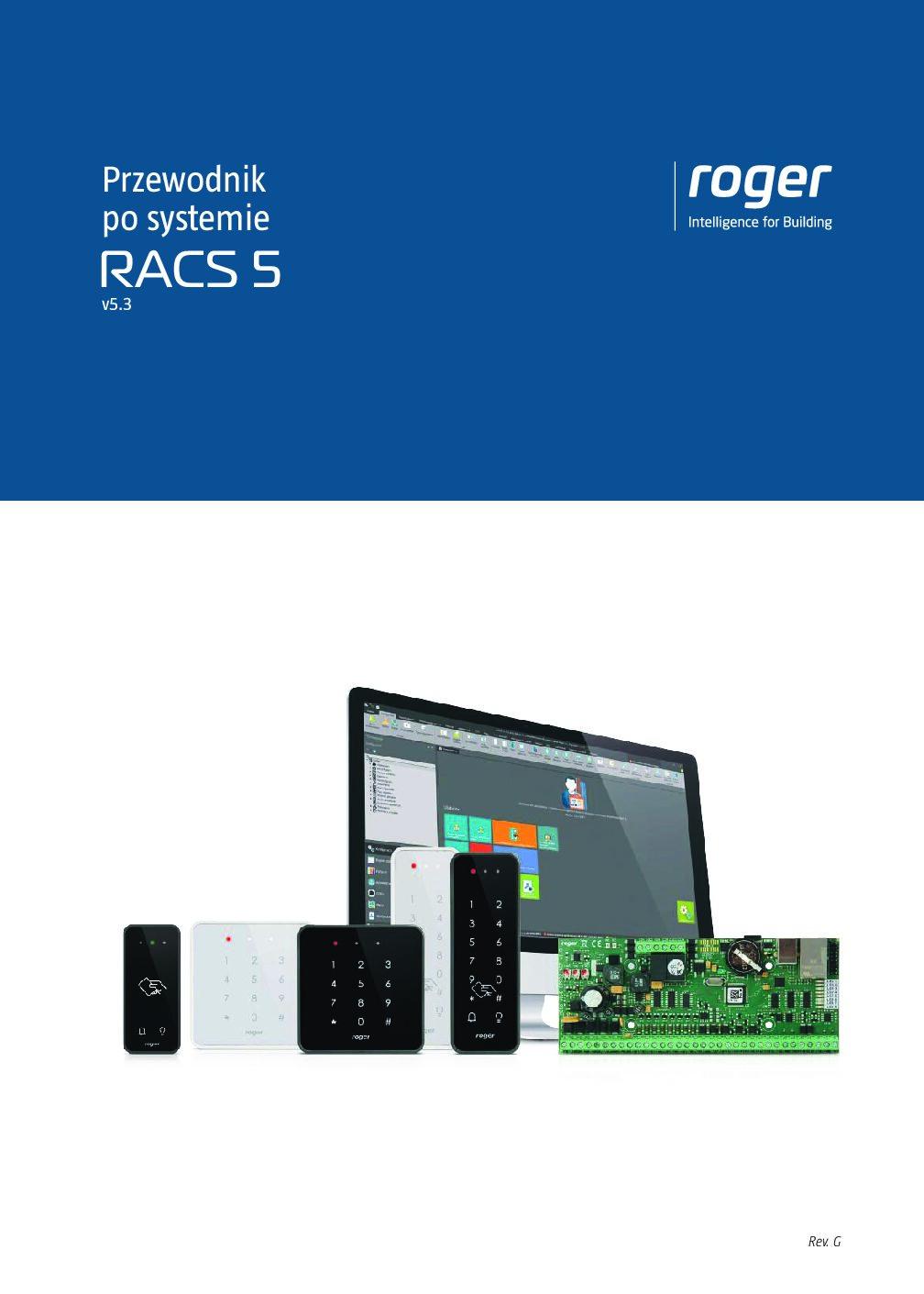 Do pobrania » Katalog Roger G RACS5.3 PL min pdf